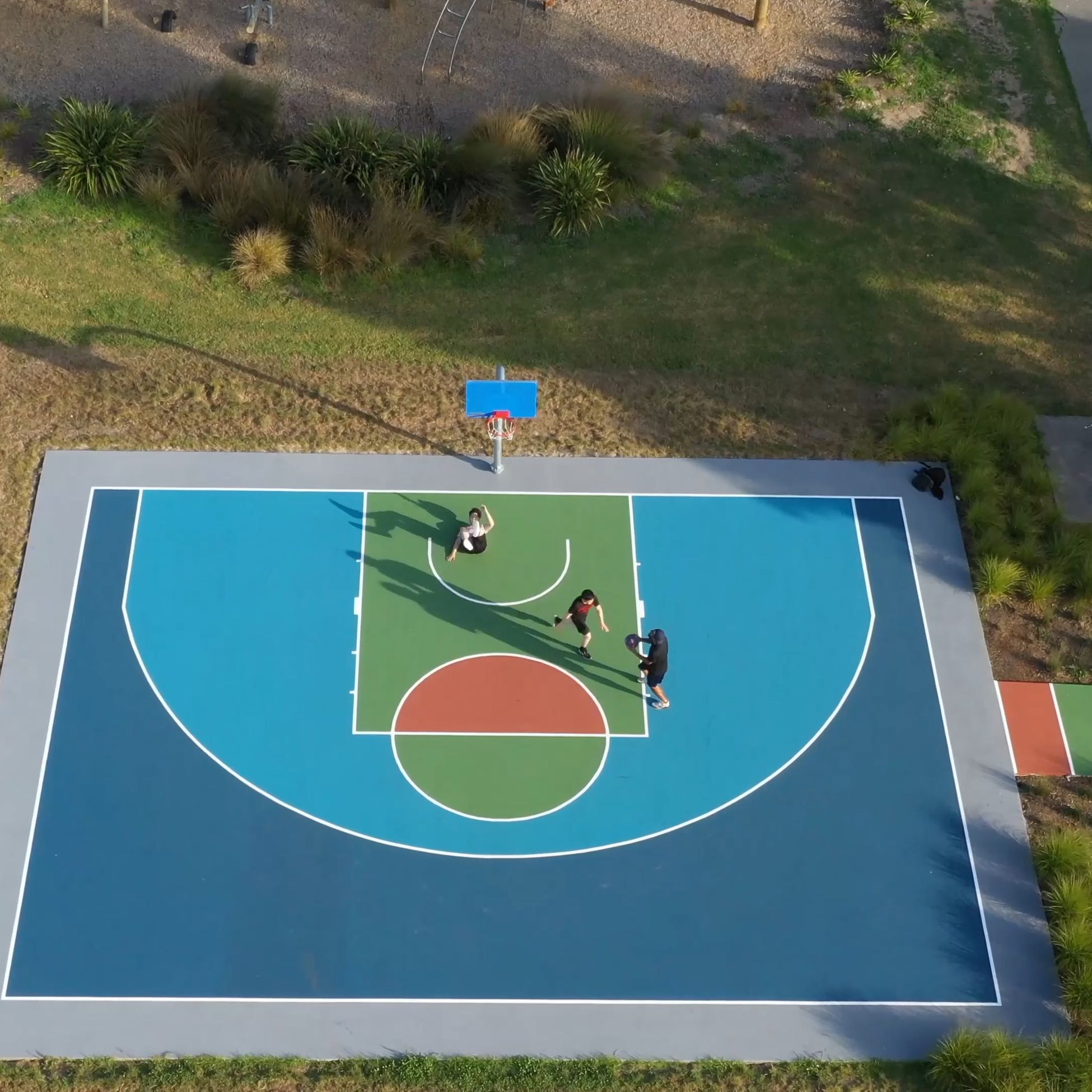 Basketball 3X3 Court Unsworth Reserve
