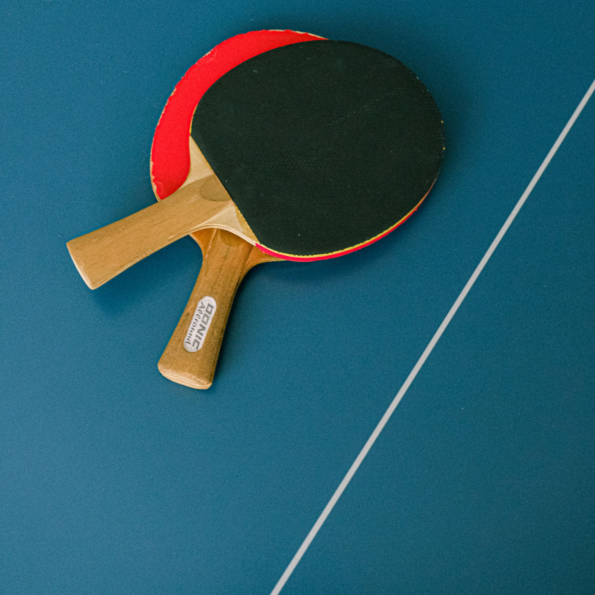 Round Ping Pong Table