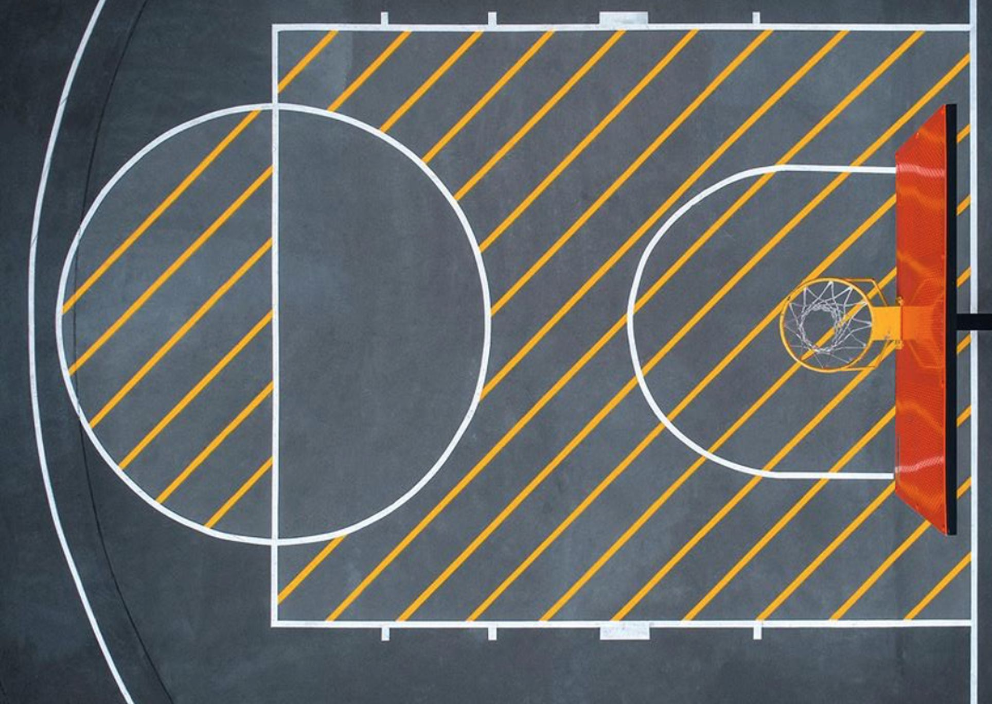 Clarice Basketball Court