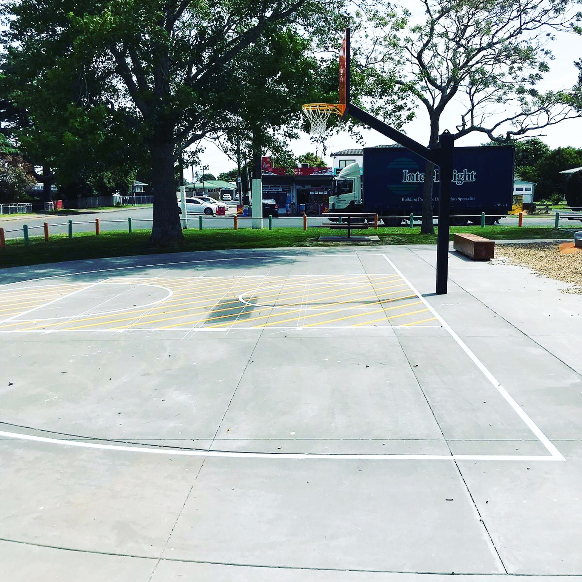 Clarice Basketball D Court